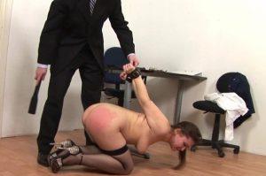 Наказание проститутки